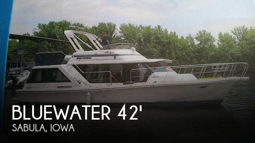 1987 Bluewater Yachts 42 CR Coastal Cruiser
