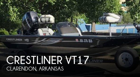 2012 Crestliner VT17