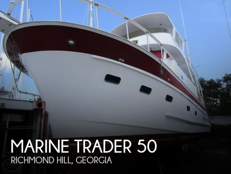 1979 Marine Trader 50