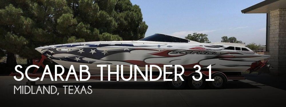 1992 Scarab Thunder 31