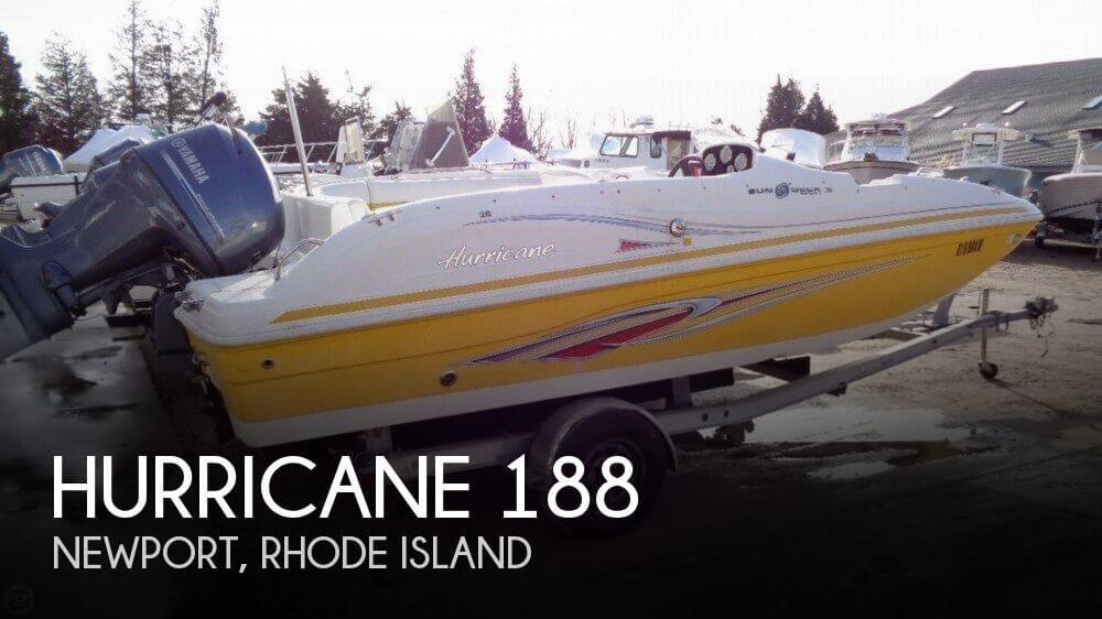 2012 Hurricane 188