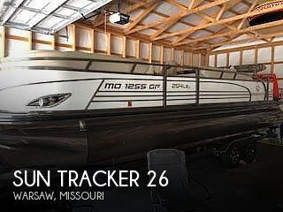 2016 Sun Tracker Regency 254 LE3