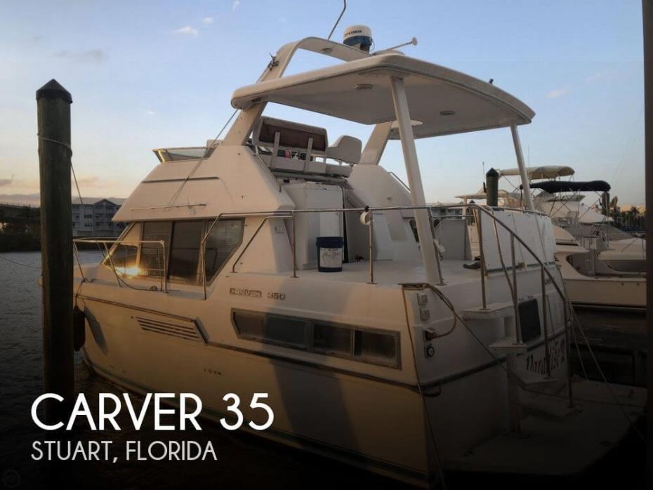 1994 Carver 35