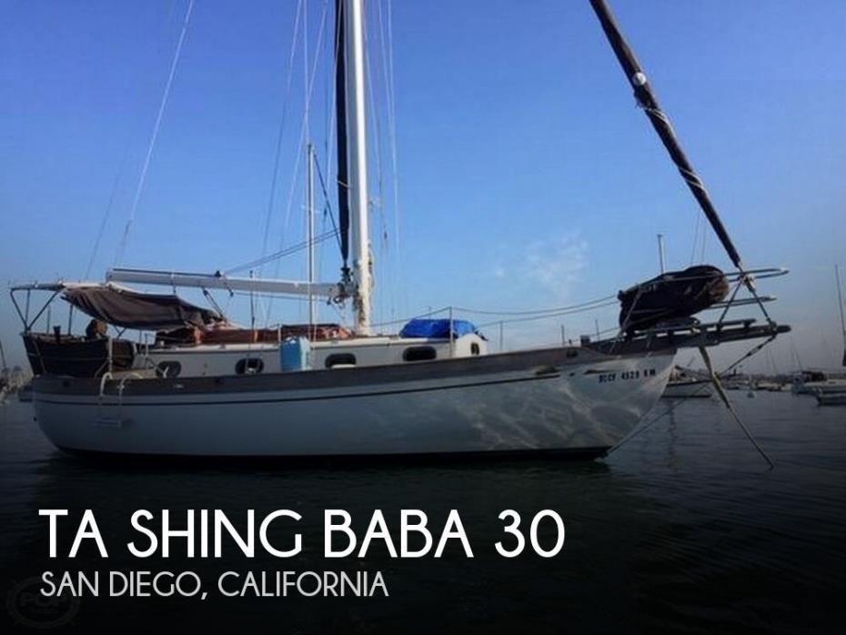 1980 Ta Shing Yachts Baba 30
