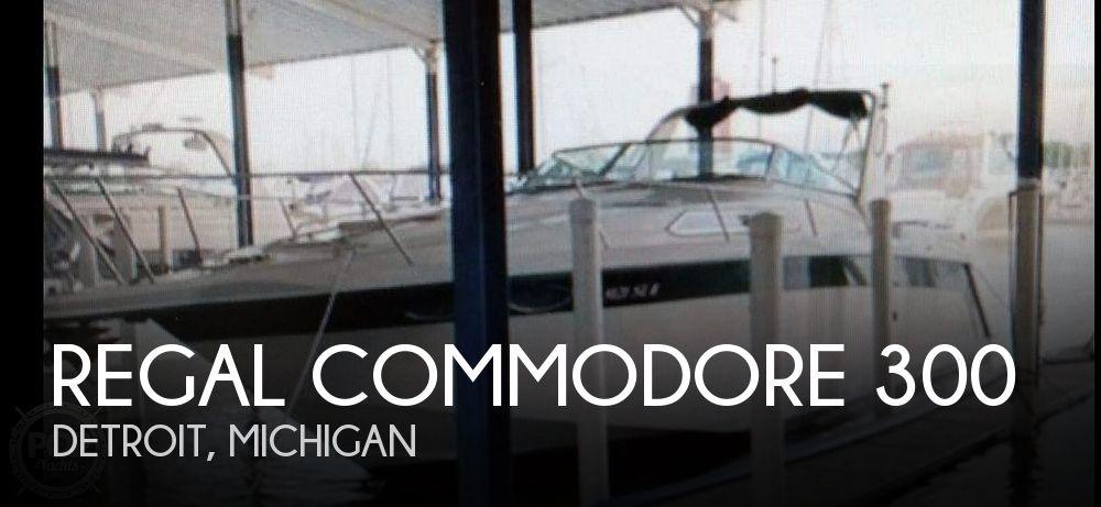 1993 Regal Commodore 300