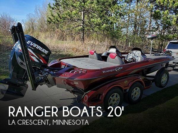 2006 Ranger Boats Z20 Comanche
