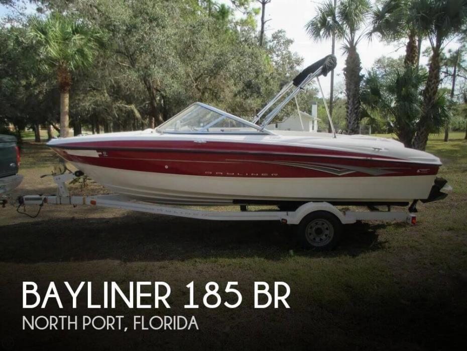 2008 Bayliner 185 BR