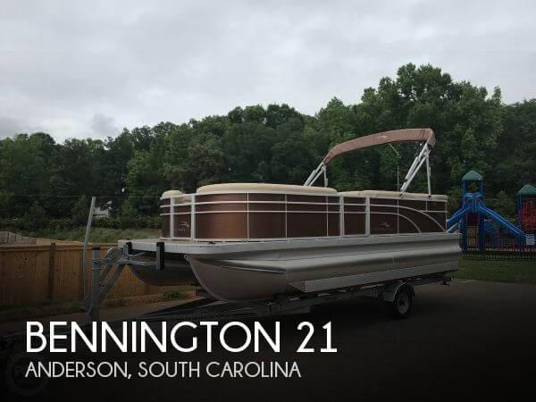 2018 Bennington 21