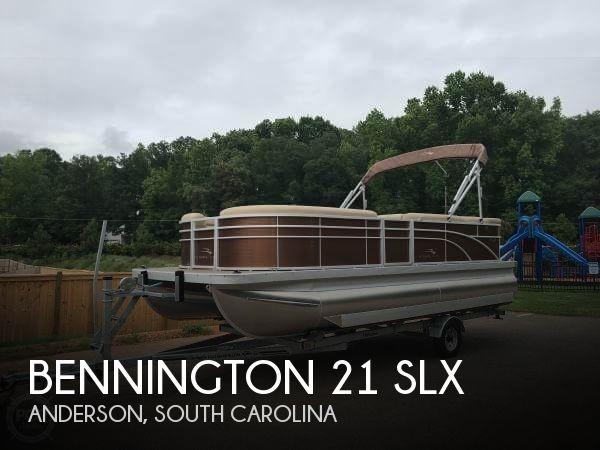 2018 Bennington 21 SLX