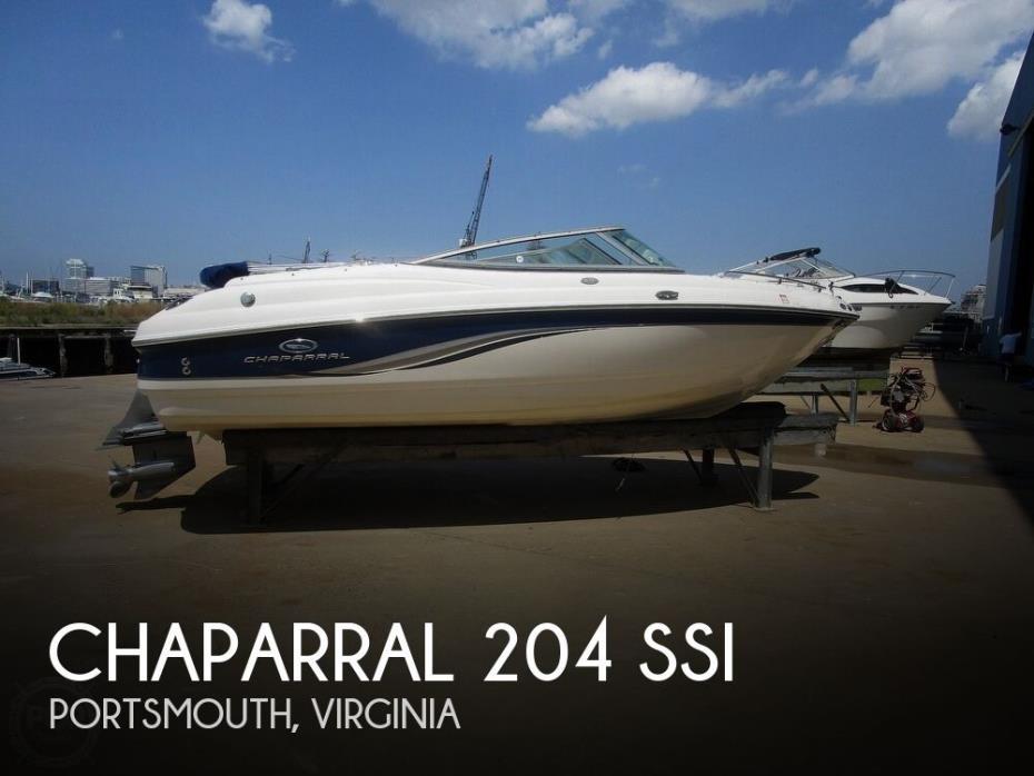 2005 Chaparral 204 SSi