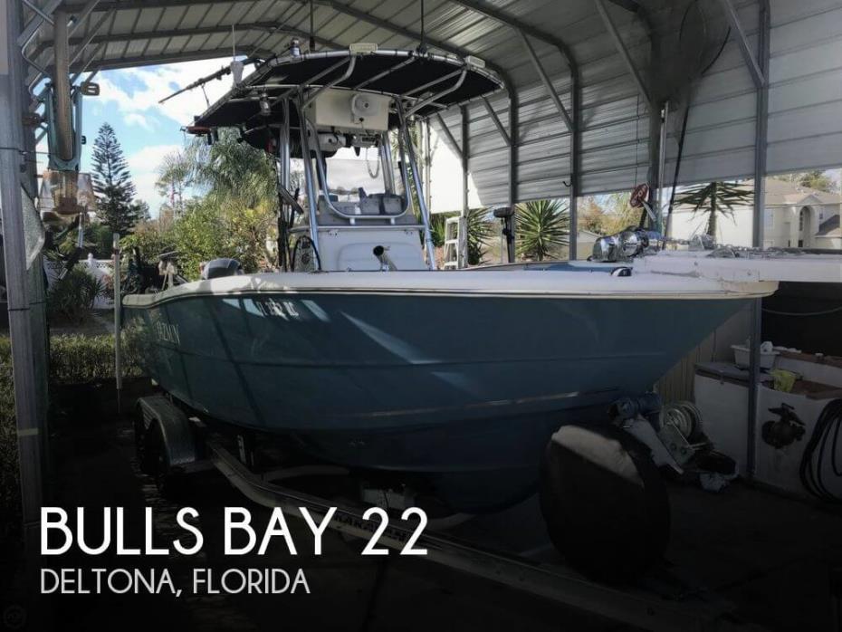 2016 Bulls Bay 230