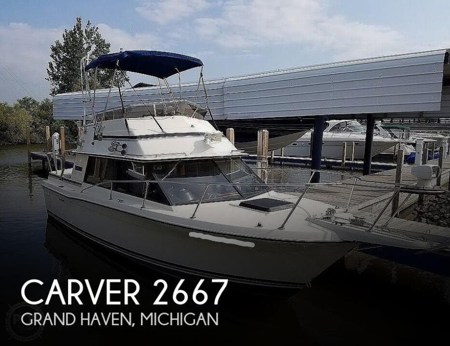 1984 Carver Santa Cruz 2667