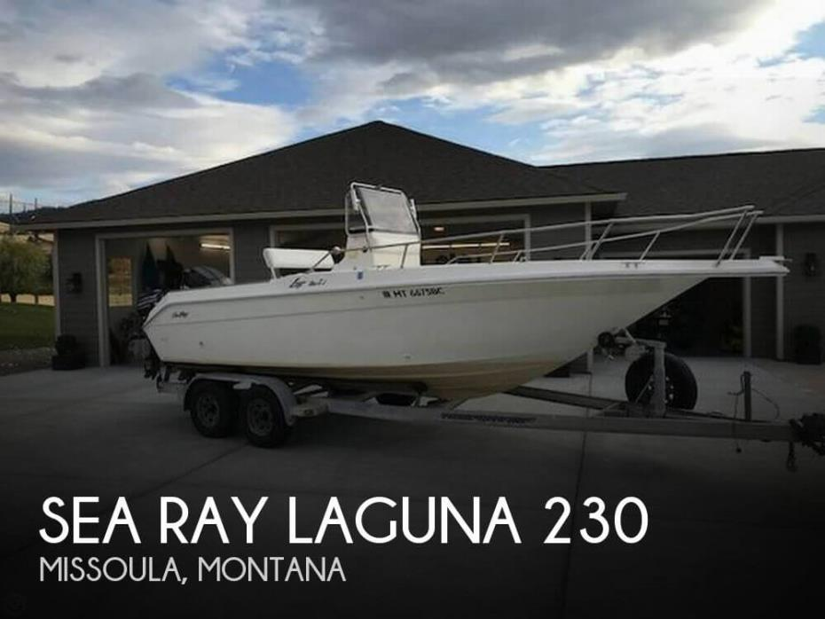 1991 Sea Ray Laguna 20