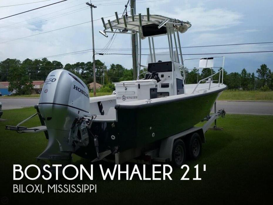 1995 Boston Whaler 21 Outrage