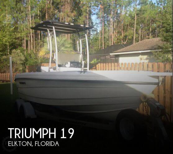 2012 Triumph 19