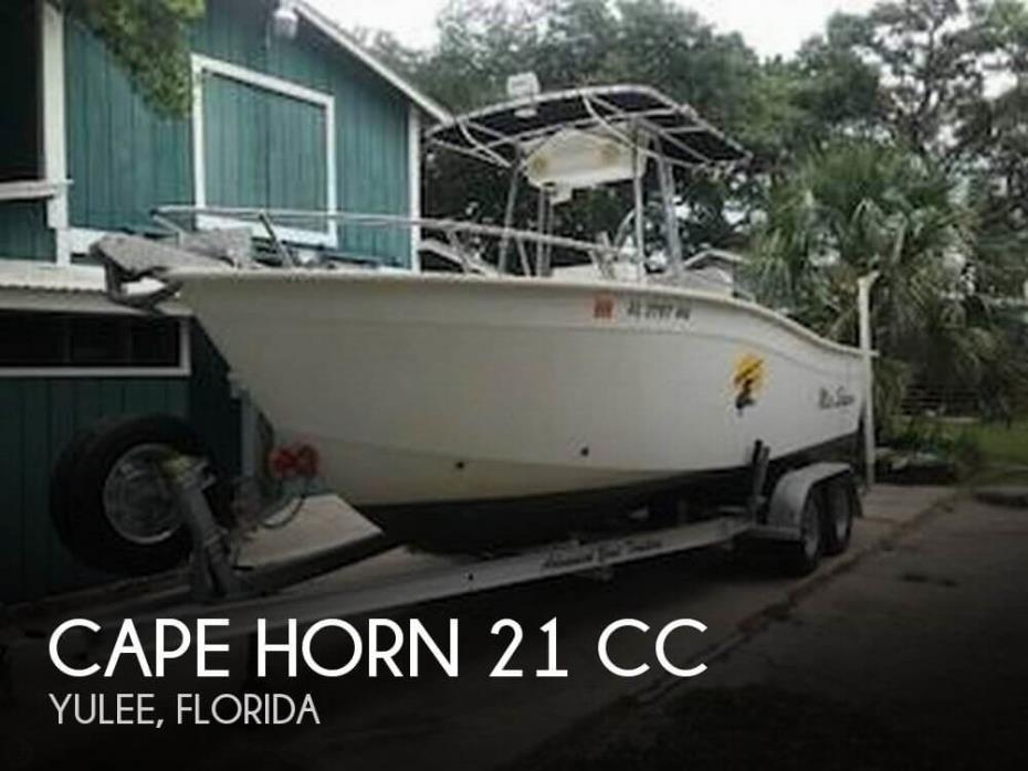 1996 Cape Horn 21 CC