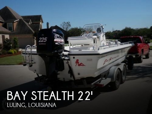 2003 Bay Stealth 2230 BSVL Center Console