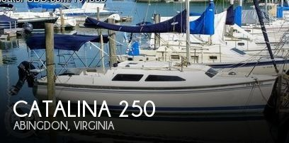 2006 Catalina 250