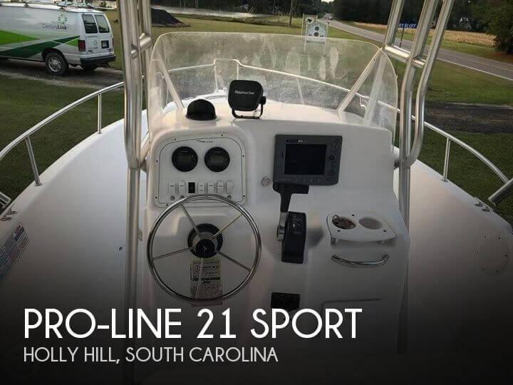 2005 Pro-Line 21 Sport