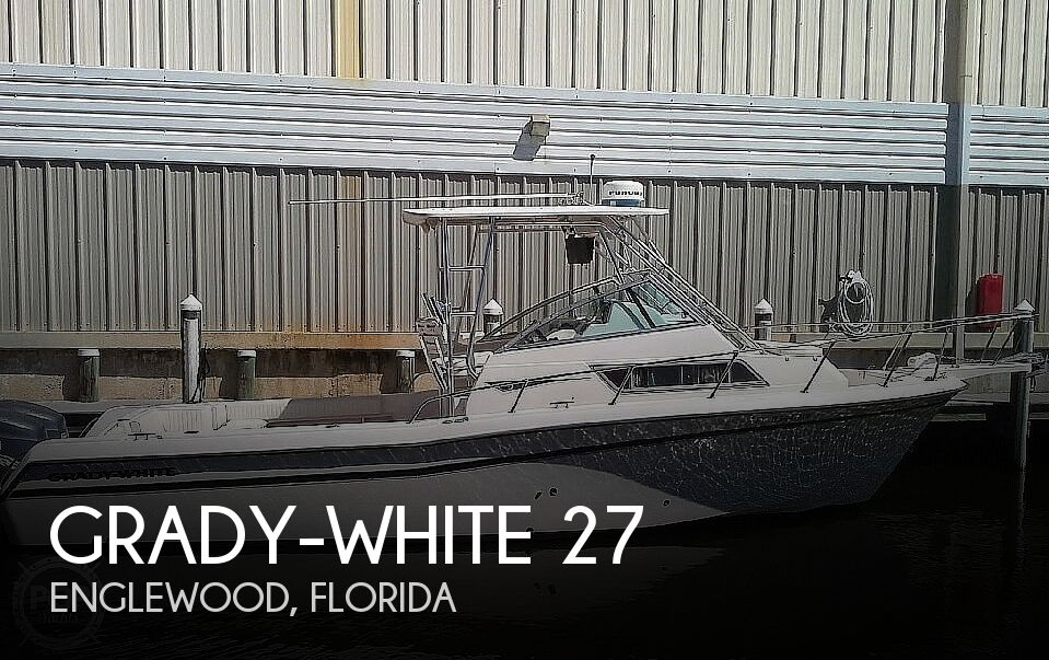 2000 Grady-White 272 Sailfish