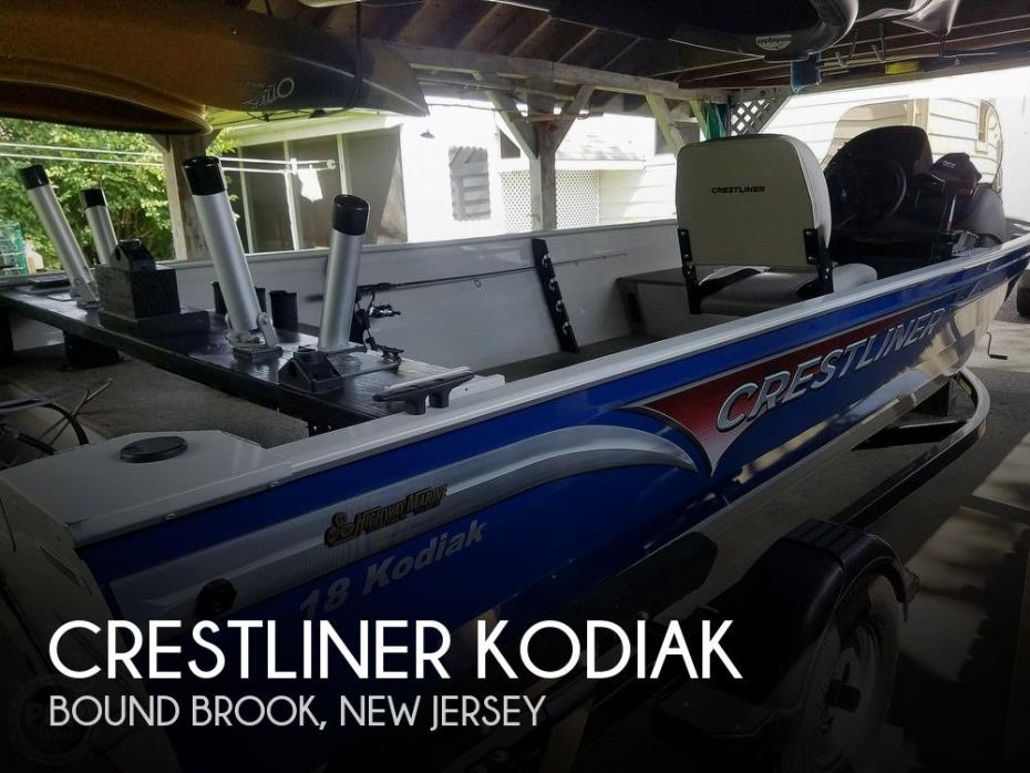 2012 Crestliner 18 Kodiak