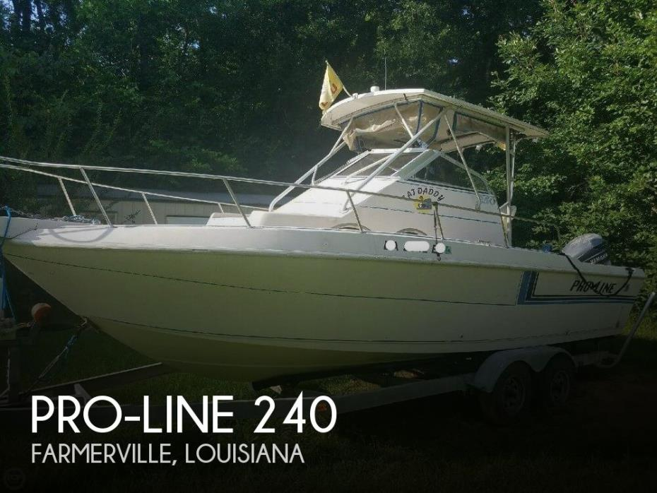 1994 Pro-Line 240
