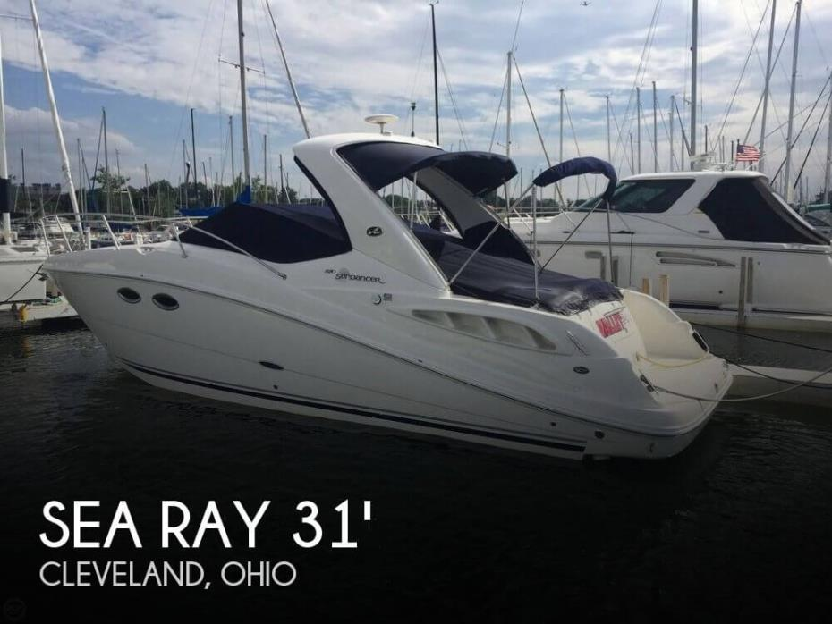 2006 Sea Ray 290 Sundancer