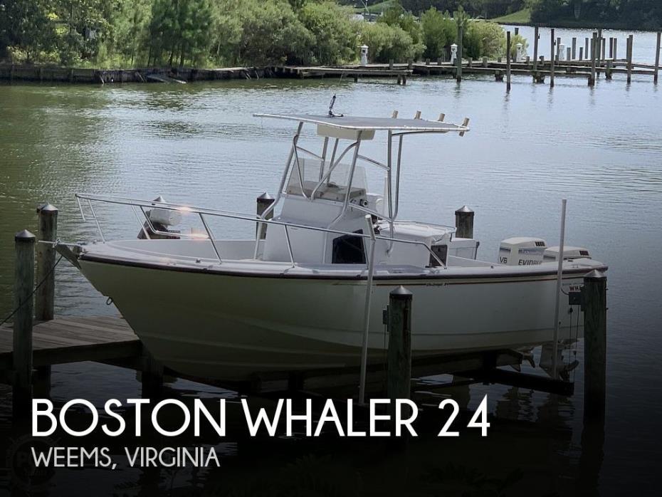 1997 Boston Whaler 24 Outrage