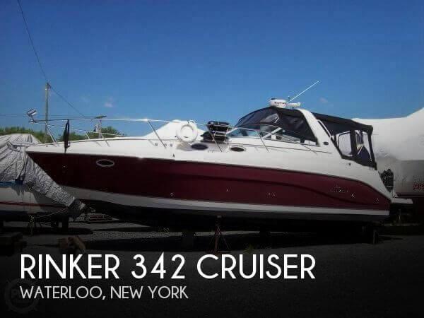 2006 Rinker 342 Cruiser
