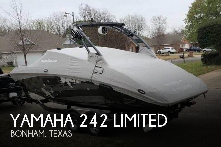 2016 Yamaha 242 LIMITED