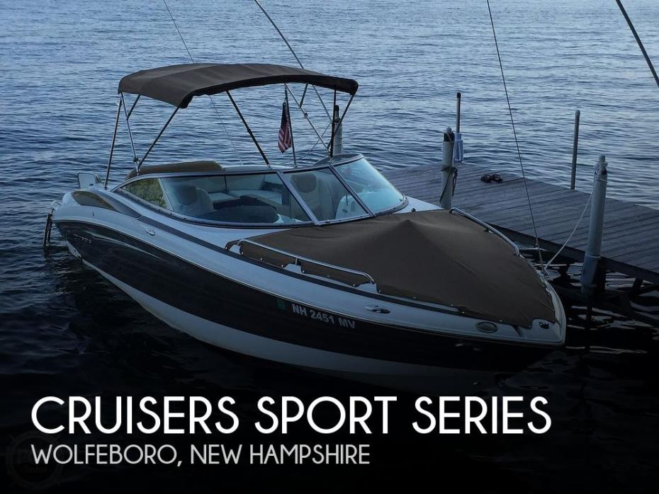 2015 Cruisers Yachts Sport Series 258 BR