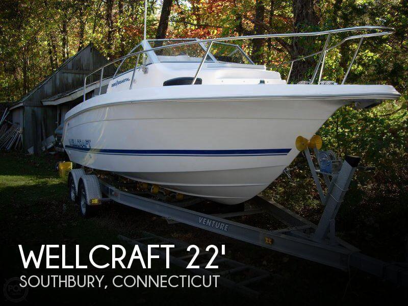 1997 Wellcraft 220 Coastal