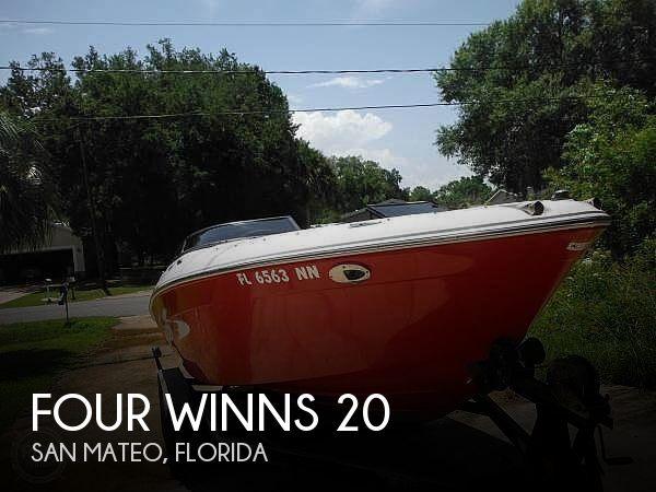 2007 Four Winns 200 Horizon SS