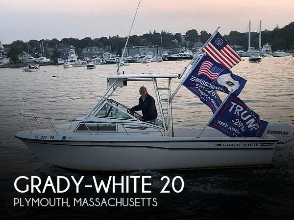 1988 Grady-White 20