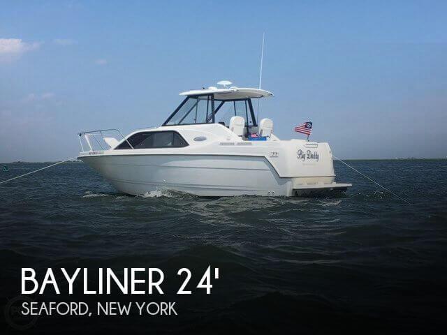 2001 Bayliner Cierra Classic 2452