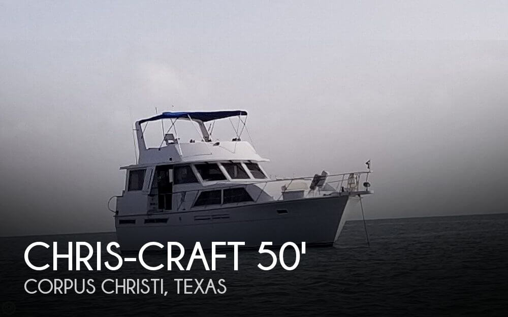 1985 Chris-Craft 50 Constellation