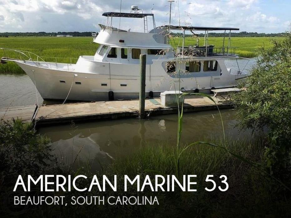 1976 American Marine Alaskan 53