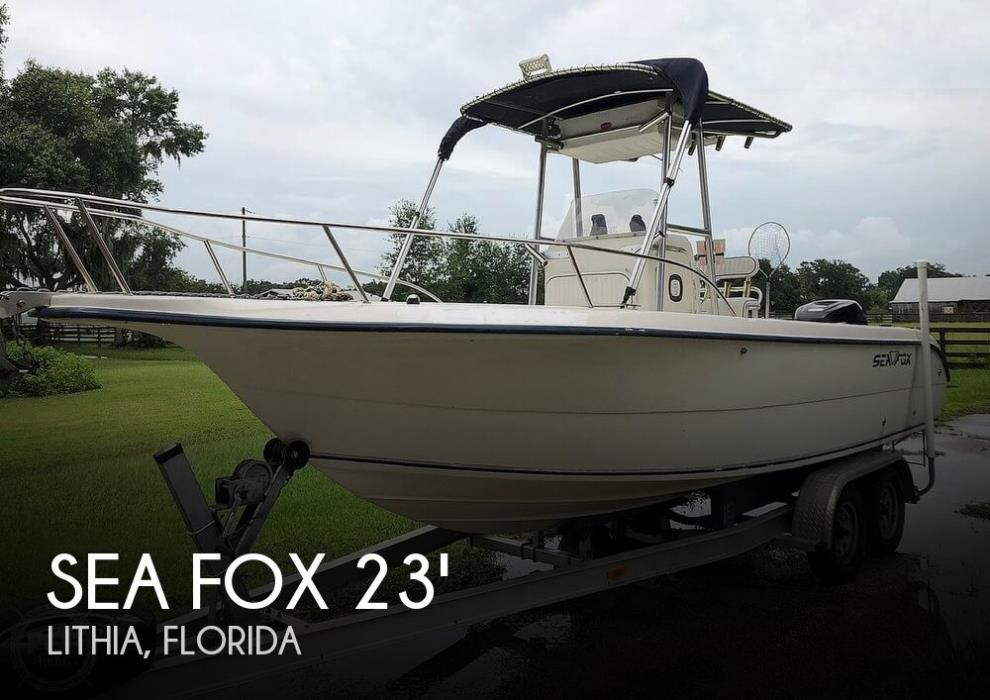 2004 Sea Fox 230 Center Console