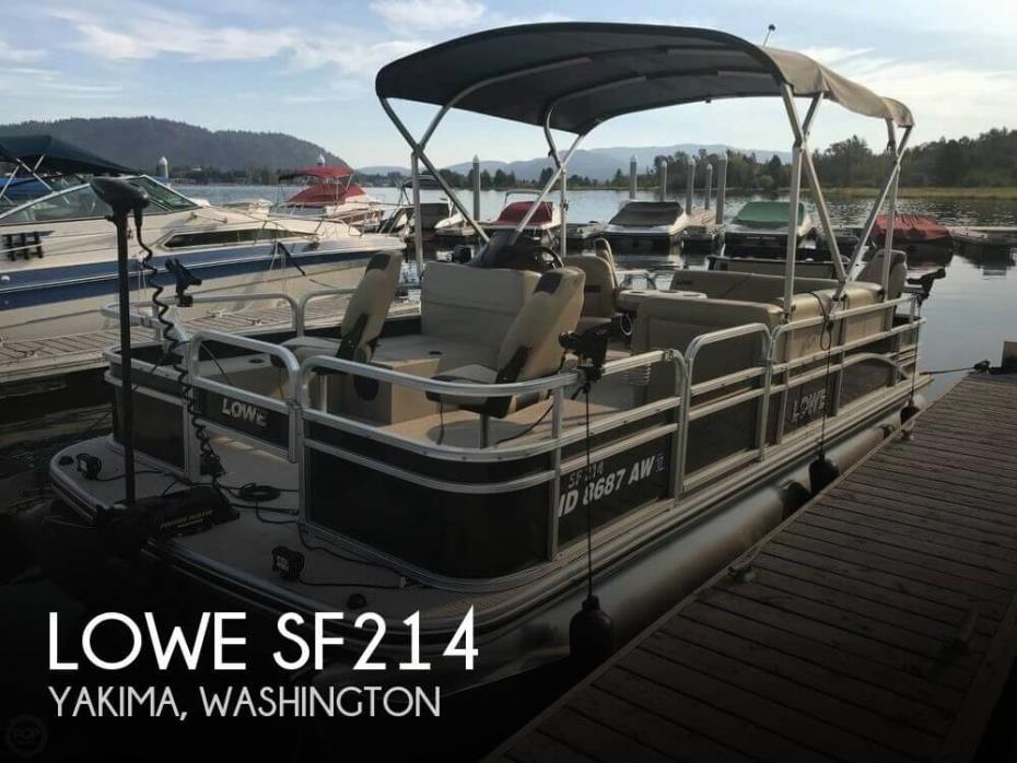 2017 Lowe SF214