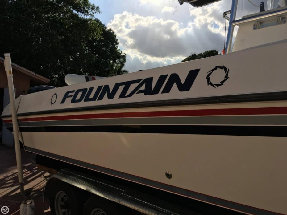 1990 Fountain 31 Sport fisherman