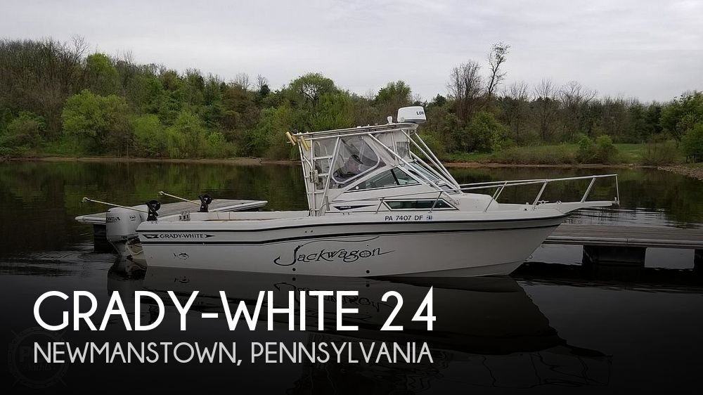 1989 Grady-White 242G Offshore