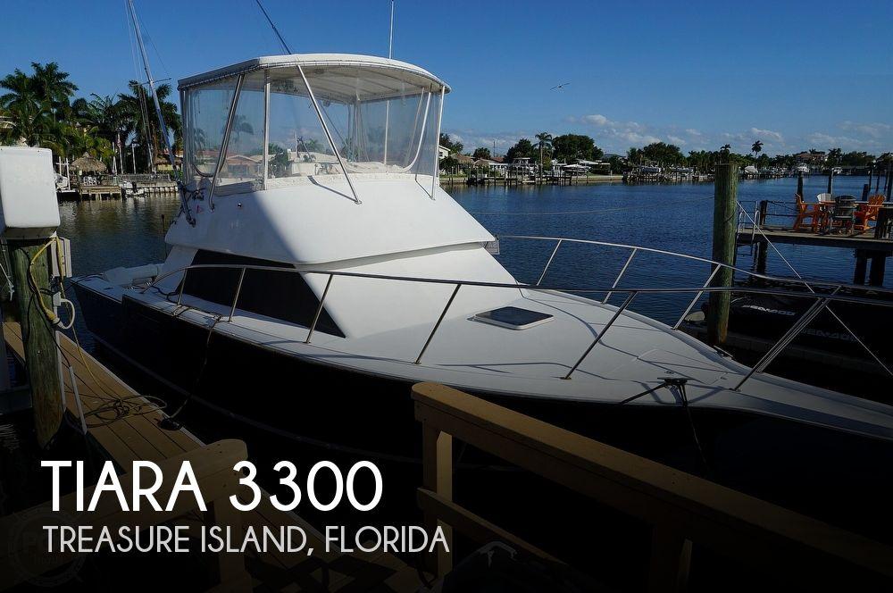 1986 Tiara 3300 Flybridge