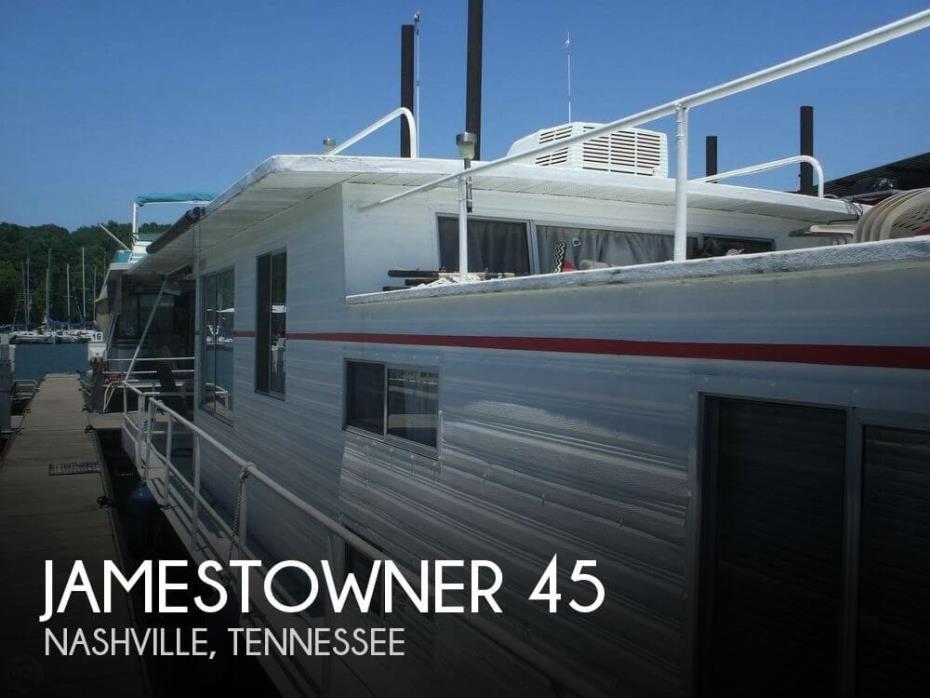 1974 Jamestowner 45