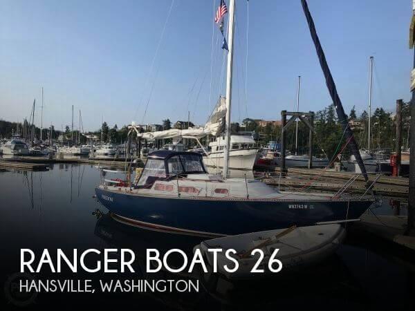 1974 Ranger Boats Ranger 26
