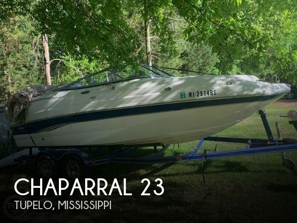 2006 Chaparral 216 Sunesta