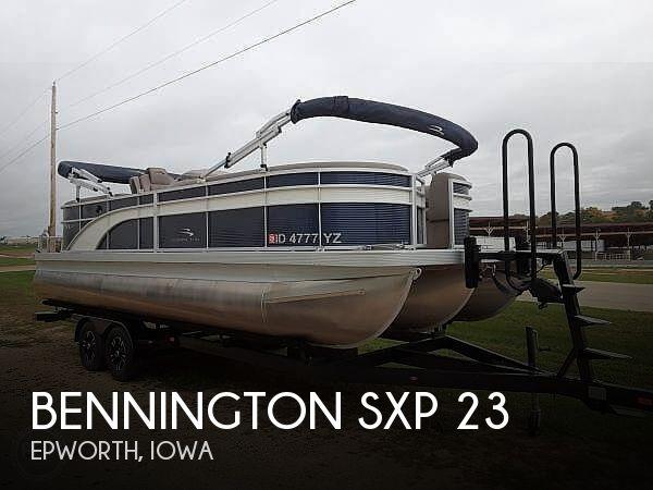 2019 Bennington 23 SSRCXP