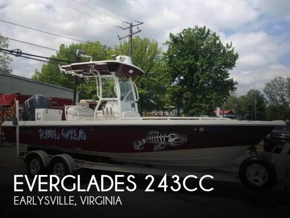 2008 Everglades 243CC