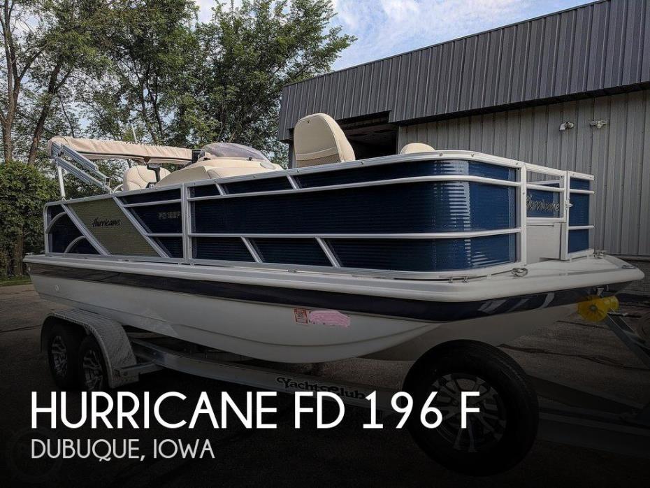 2018 Hurricane FD 196 F