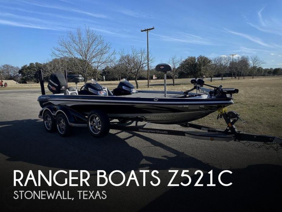 2014 Ranger Boats Z521C