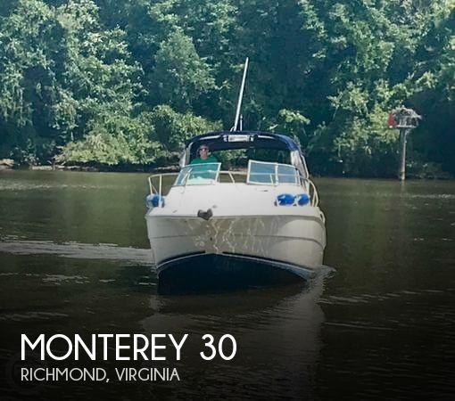 2002 Monterey 30